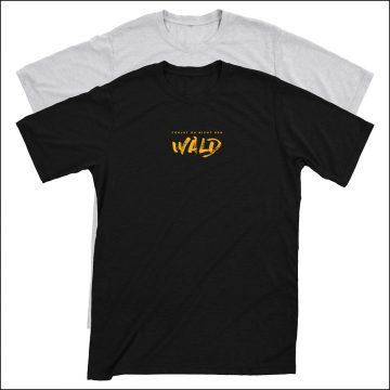 Lazy Lizzard Gang - Wald (T-Shirt)